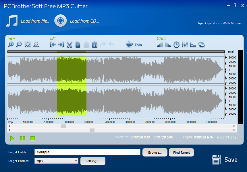 free mp3 audio cutter free full version