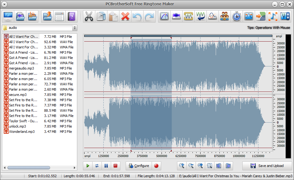 Mp3 ringtone cutter software free download for pc | Easy MP3 Cutter