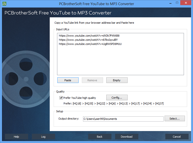 convert youtube to mp 3